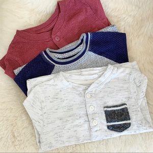 Cat & Jack - Bundle of three sweat shirts